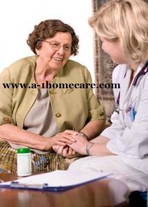 a-1 home care whittier elder care